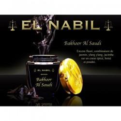 Lot de 7 bakhours El Nabil