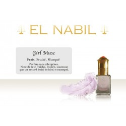Musc El Nabil - Musc Girl - Femme