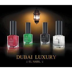 Vernis à ongles perméables El Nabil DUBAI LUXURY