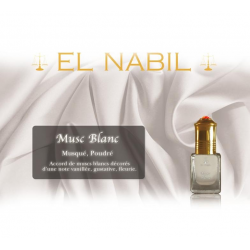Musc Blanc El Nabil