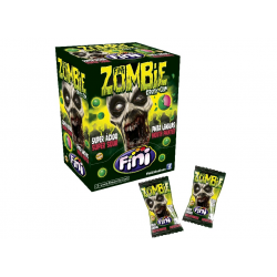 BOITES 200 CHEWING GUM ZOMBIE