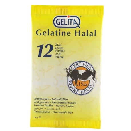 GELATINE HALAL GELITA