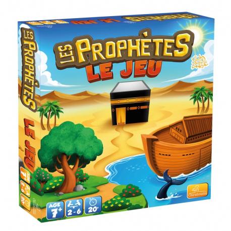Jeu Les prophètes