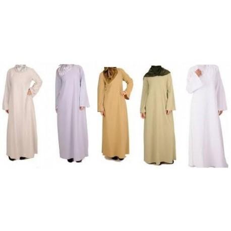 Abaya simple