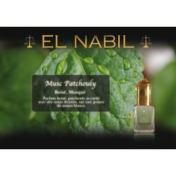 Musc El Nabil - Musc Patchouli