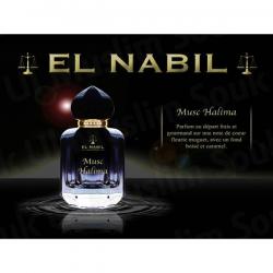 Parfum Musc El Nabil Halima - 50 ml