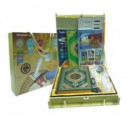 Coran avec stylo électronique