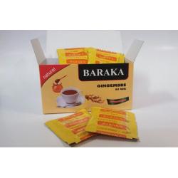 Infusions Gingembre et miel BARAKA