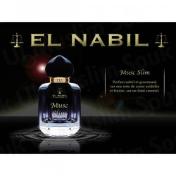Lot 8 parfums El Nabil 50 ml + 2 GRATUITS