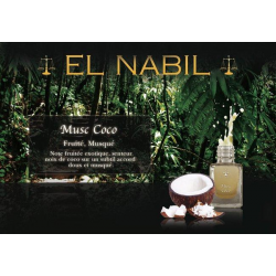 Musc coco El Nabil