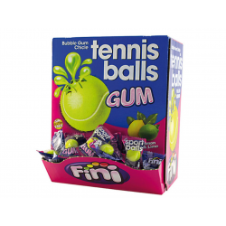 BOITES 200 CHEWING GUM BALL TENNIS