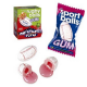 BOITES 200 CHEWING GUM RUGBY