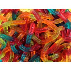 20 Bonbons halal Serpent