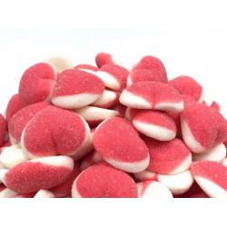 20 Bonbons halal Double coeur