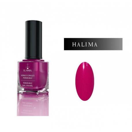Vernis à ongles perméable El Nabil Halima