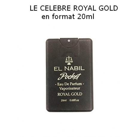 Royal Gold Pocket