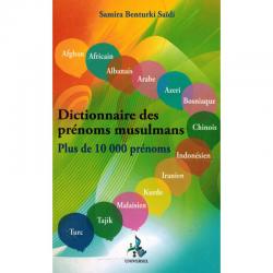 dictionnaire des prénoms musulmans