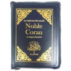 Coran en format poche - Arabe et Français