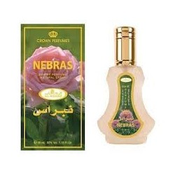 Parfum musc Nebras - Al Rehab - 35ml