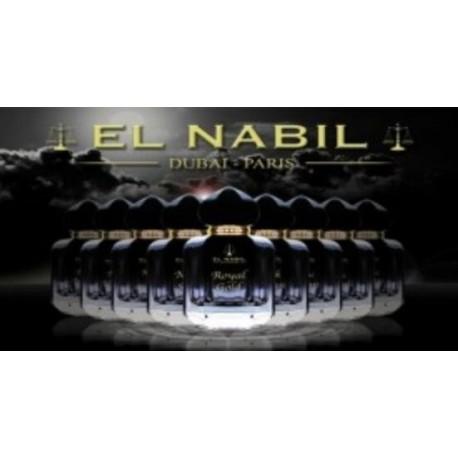Parfum musc El Nabil 50 ml en gros
