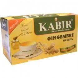 Thé gingembre et miel KABIR