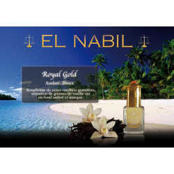 Musc El Nabil - Royal Gold